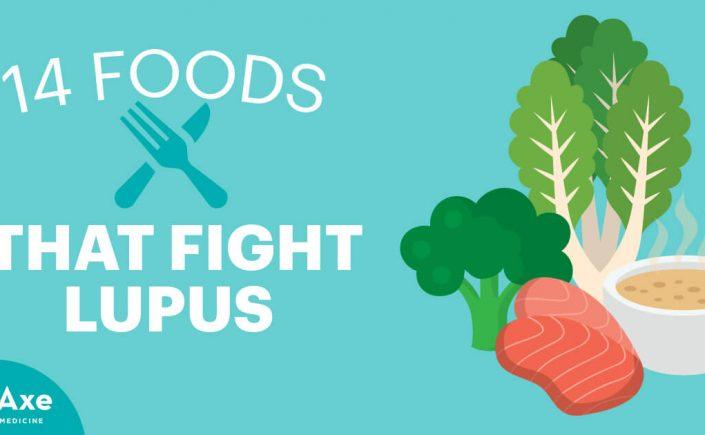 Makanan Yang Harus Dihindari Para Pengidap Lupus